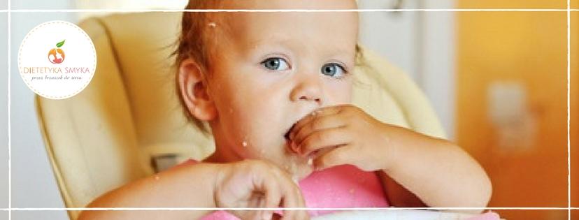 Żywienie niemowląt w 11 miesiącu życia