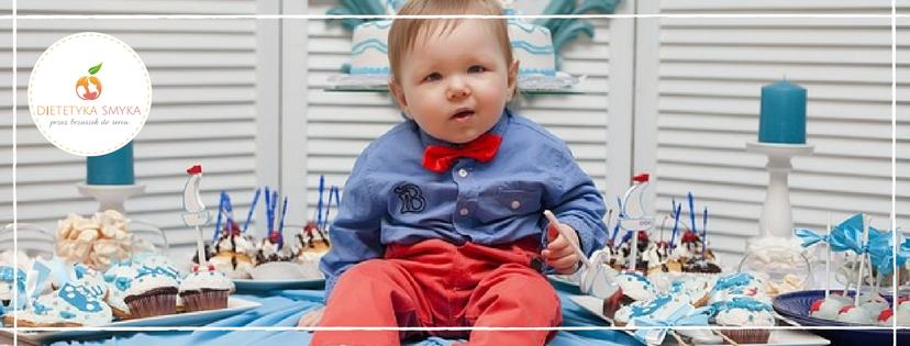 Żywienie niemowląt w 12 miesiącu życia