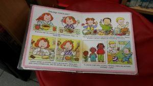 dbaj o zdrowie książeczki dla maluchów