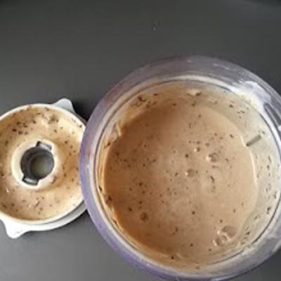 Kefir z suszonymi śliwkami