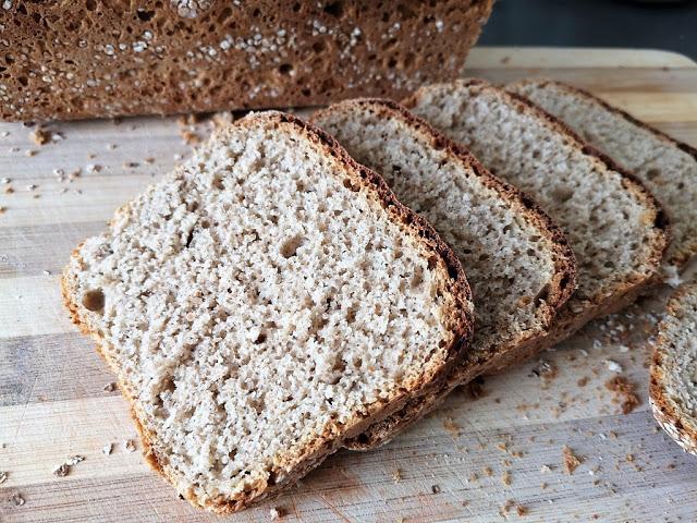 Chleb dla dzieci mieszany