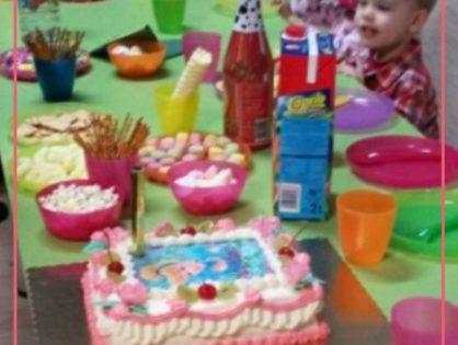Urodziny w bawialni