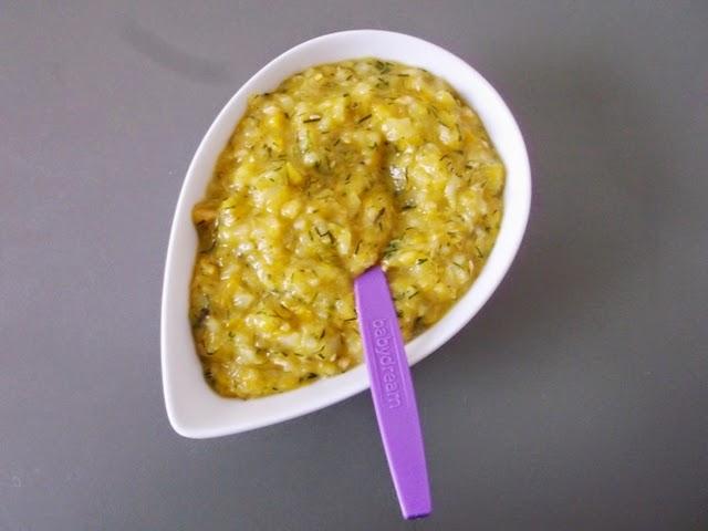 Zupka: dynia, papryka, kalarepa, ziemniak