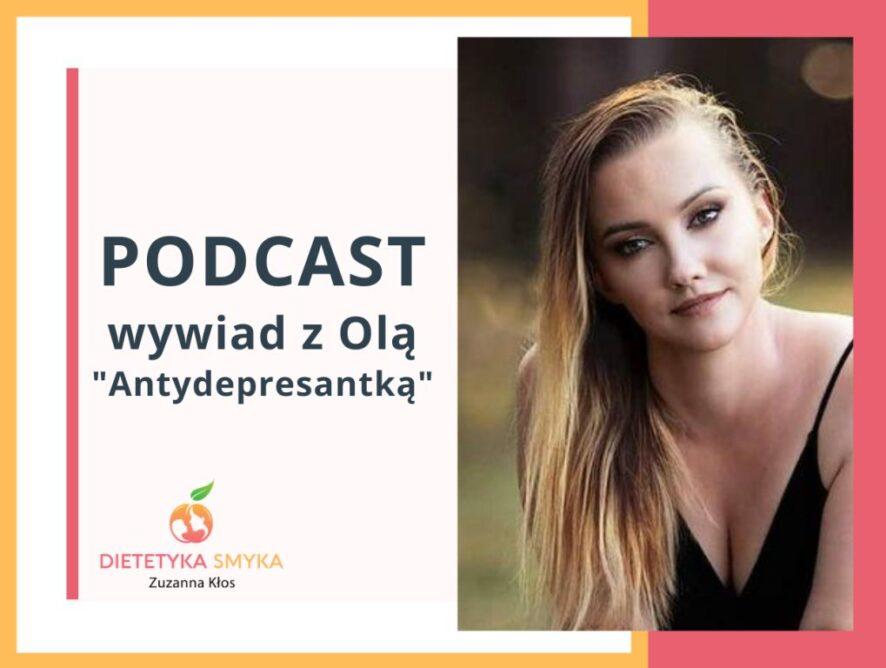 """DS 38: Depresja poporodowa - """"Nie można się tego wstydzić!"""" - gość Ola """"Antydepresantka"""""""