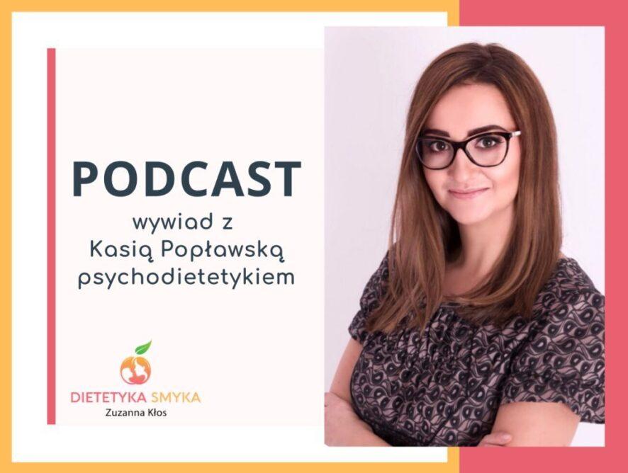 DS 45: 5 powodów podjadania! Gość odcinka: psychodietetyk Kasia Popławska